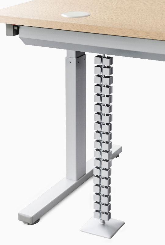 Vertikale Kabelkette