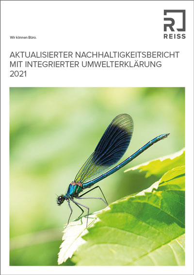 aktualisierter REISS Nachhaltigkeitsbericht 2021